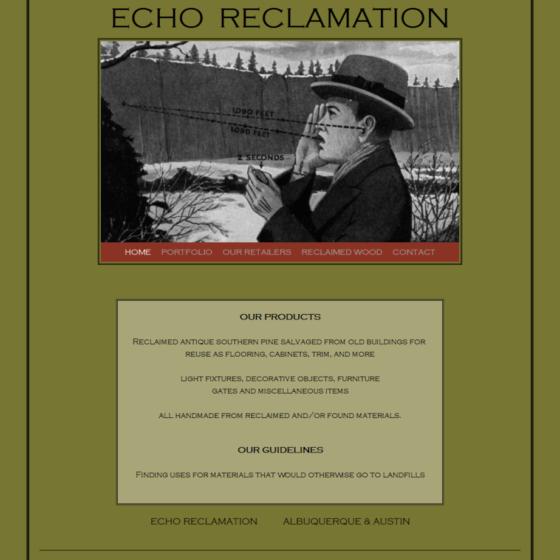 Echo Reclamation