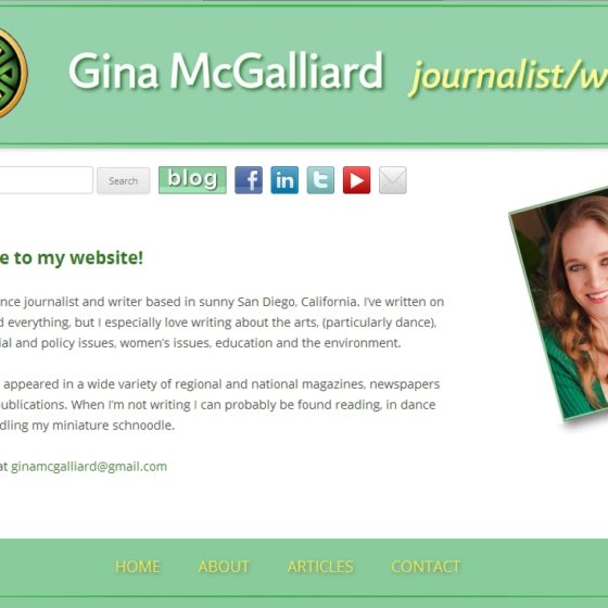 Gina McGalliard